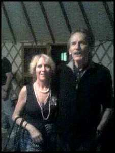 Me and Gordon Lightfoot!