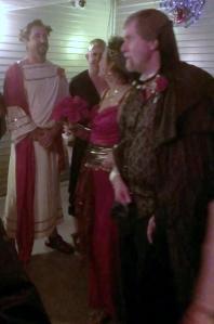 Dracula Gives The Bride Away